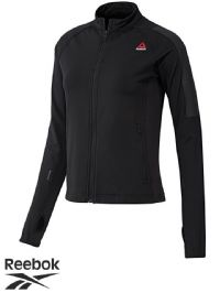 Women's Reebok Full Zip Track Jacket (BK3170) (Option 1) x6: £11.95